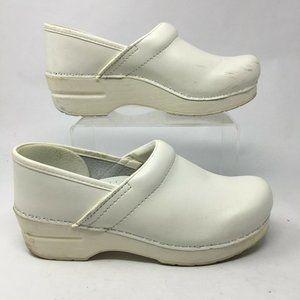 Dansko Womens 38 Professional Clogs Comfort Shoes